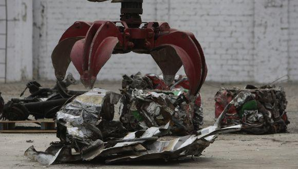 Se planteó destruir 4 mil unidades en un año. (Rafael Cornejo)