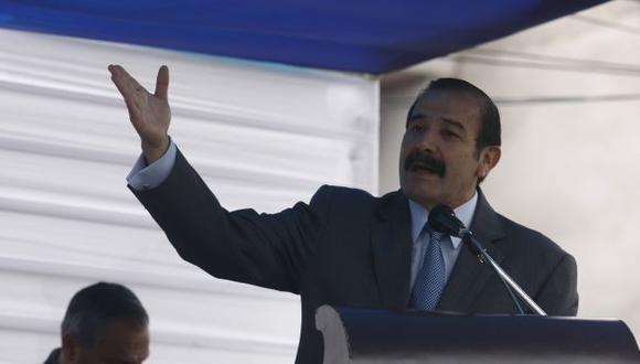 Miguel Hidalgo dirigió investigaciones a Business Track. (Peru21)