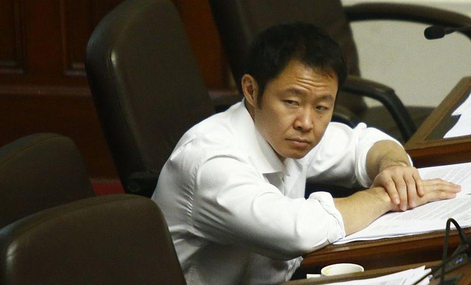 enji Fujimori señaló que la confrontación no le hace bien al Perú. (Luis Centurión/Perú21)