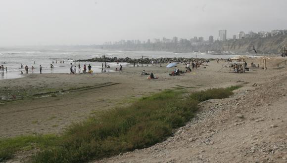 Barranco ha afirmado que no cederá terreno para construcción de muelle y restaurante. (Mario Zapata)
