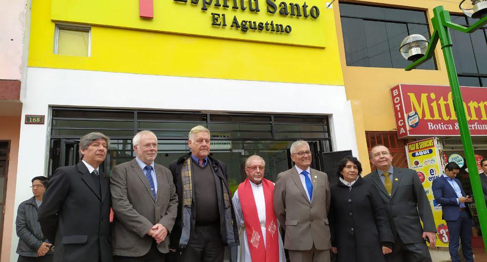 Asociación Pro Espíritu Santo inauguró nuevo policlínico de cinco pisos en El Agustino.