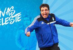 Claudio Vivas fue oficializado como nuevo técnico de Sporting Cristal [FOTOS]