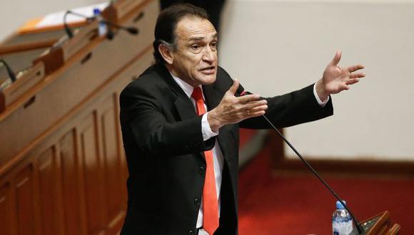Héctor Becerril reitera que Nancy Lange no ha sido citada por ser la primera dama.