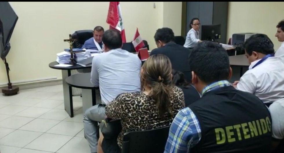 El Poder Judicial dispuso 18 meses de prisión preventiva contra siete presuntos integrantes de 'Los Sanguinarios de Chiclayo'.