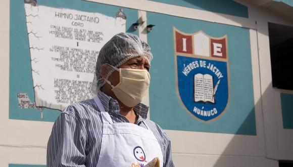 Cerca de 84 mil 123 docentes forman parte de los Comités de Alimentación Escolar de Qali Warma (Midis)