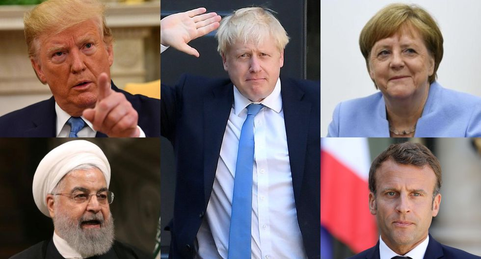 Líderes mundiales se pronuncian tras elección de Boris Johnson en Reino Unido. (Foto: AFP - Reuters)
