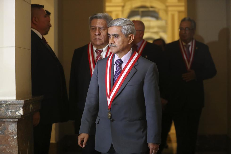 "Duberlí Rodríguez: ""No recibí pedido para interceptar llamadas de César Hinostroza"". (Perú21)"