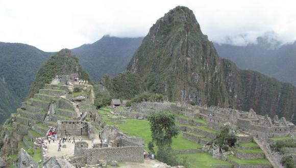 Machu Picchu: Reforzarán la zona en donde se produjo el accidente. (USI)