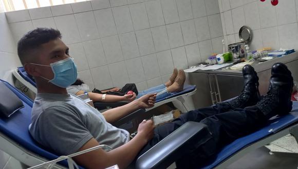Nicole necesita donación de sangre tipo ORH + y apoyo económico para que pueda viajar a Italia y le realicen un trasplante de médula ósea. Más detalles para ayudar a la menor en la siguiente nota (Foto: PNP)