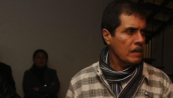 Marco Bracamonte defiende la inocencia de su hija Eva. (Mario Zapata)