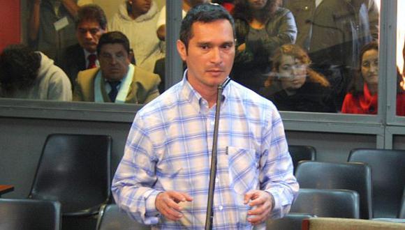 Ricardo Vásquez Mori, sentenciado a 30 años de prisión. (USI)