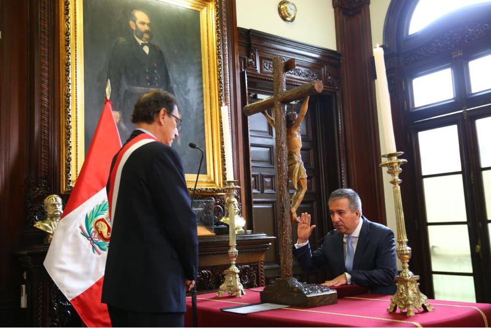 Raúl Pérez-Reyes Espejo (Presidencia)