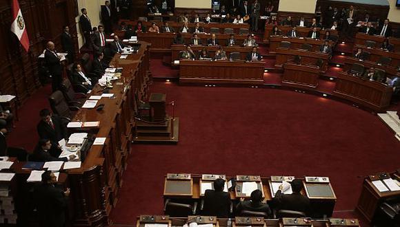 Ejecutivo pedirá al Congreso ampliar legislatura más allá del 15 de junio. (USI)