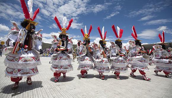 Esta fiesta es Patrimonio Cultural de la Nación desde el 2003. (USI)