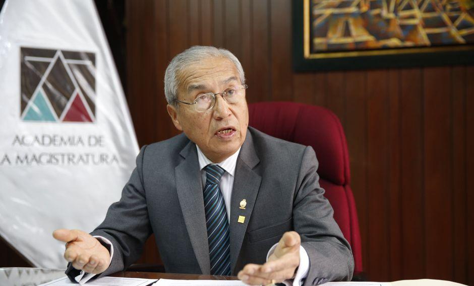 Pedro Chávarry asumirá el cargo de fiscal a la Nación el 21 de julio. (USI)