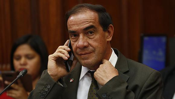 Yonhy Lescano también será investigado por su partido, Acción Popular. (Foto: GEC)