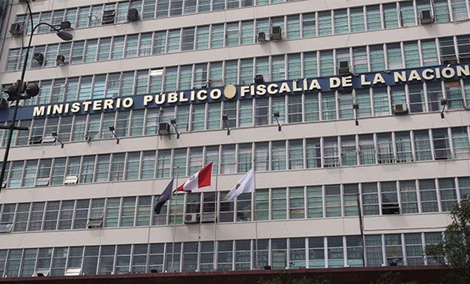 Ministerio Público aclaró rotaciones de fiscales. (Foto: Agencia Andina)