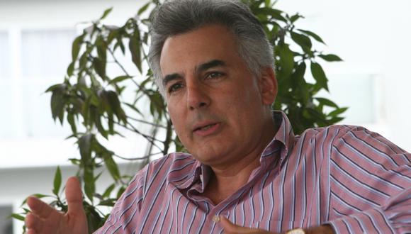 Álvaro Vargas Llosa: 'El gobierno se acobarda ante el régimen de Maduro'. (Rafael Cornejo)