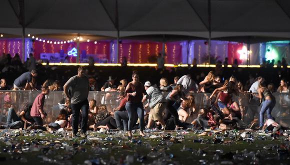 Las Vegas (AFP)