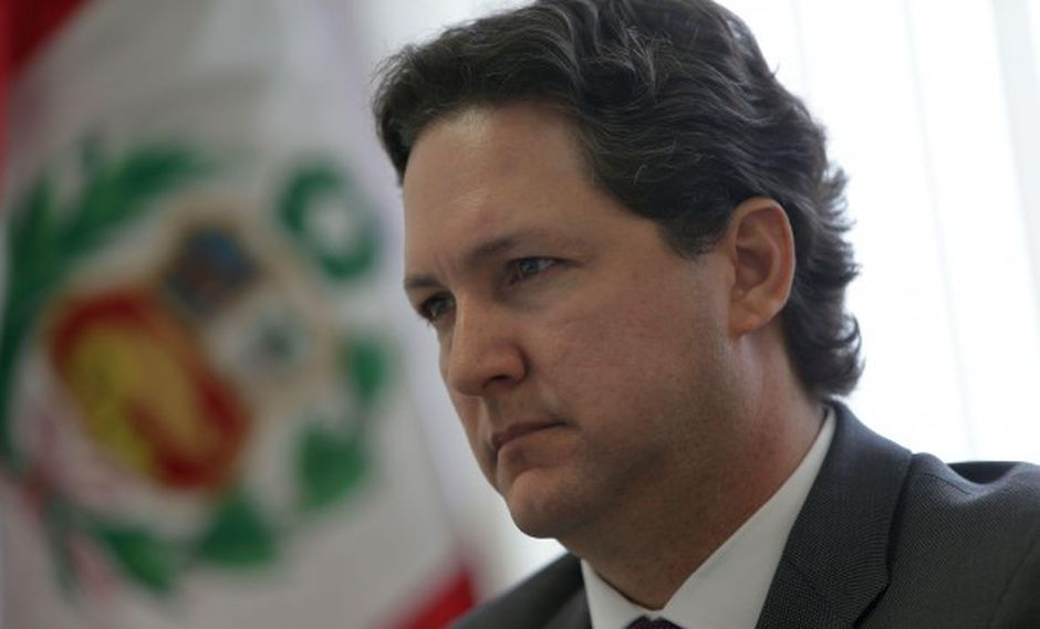 Daniel Salaverry también criticó la actual situación de confrontación política con el Ejecutivo por la actitud de la nueva Mesa Directiva. (Foto: GEC)