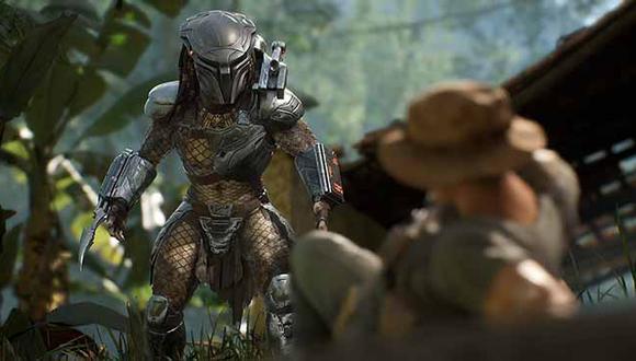 'Predator: Hunting Grounds' llegará a PlayStation 4 y a PC vía Epic Games Store el próximo 24 de abril.