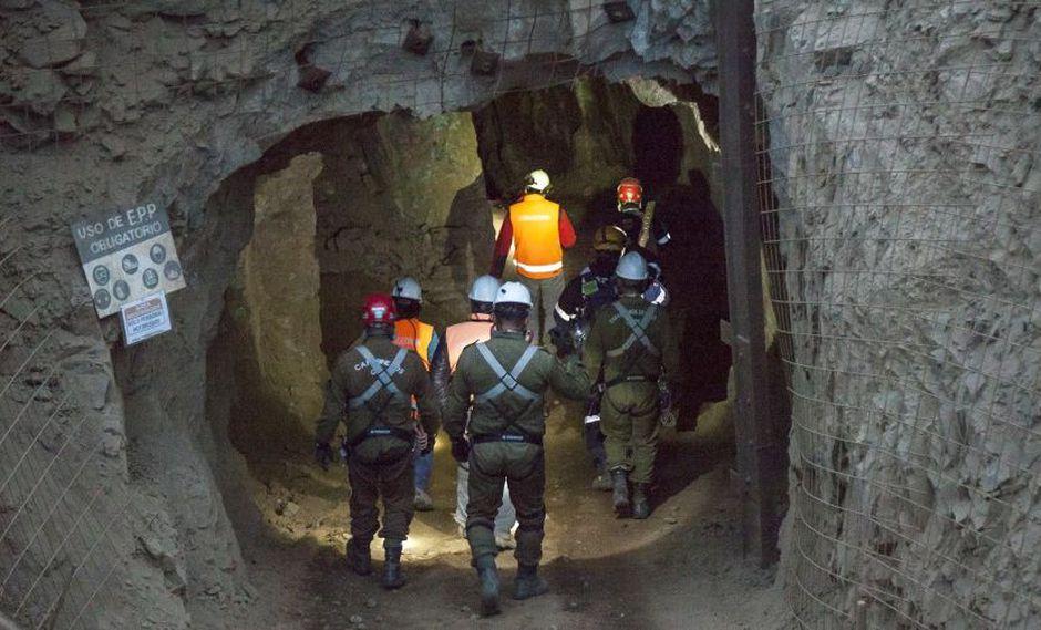 Chile: Hallan muerto a tercer trabajador, identificado como Salomón Veizaga, que estaba desaparecido en mina de Tocopilla. (EFE)