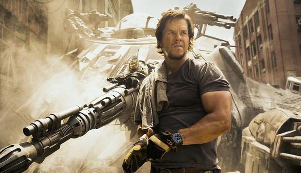 Mark Wahlberg en Transformers (Foto: Paramount Pictures)