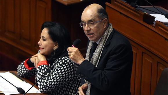 Congreso de la República deberá decidir situación legal de Edwin Donayre. (Foto: Agencia Andina)