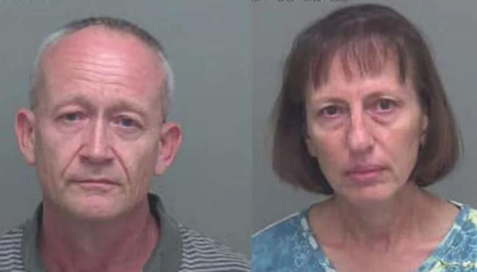 Terror en Florida: Pareja violó a sus hijas adoptivas durante 10 años a la espera del Apocalipsis. (Departamento de Policía de Wakulla)