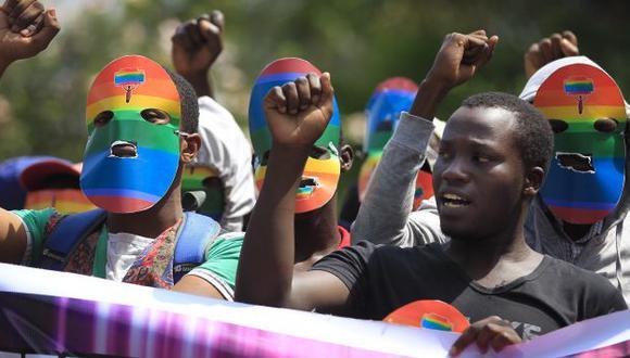 """Gambia: Presidente llama a homosexuales """"bichos"""". (EFE)"""