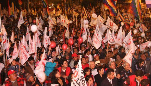 Partido Nacionalista anuncia gira nacional de Nadine Heredia. (USI)
