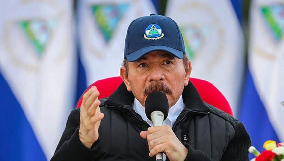 Daniel Ortega, de 76 años, buscará su tercera reelección consecutiva, para un cuarto mandato de cinco años. (Foto: Cesar PEREZ / PRESIDENCIA NICARAGUA / AFP)