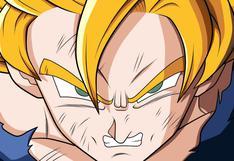 """""""Dragon Ball Z"""": los Super Saiyajin iban a ser de esta forma, según el diseño original de Akira Toriyama"""
