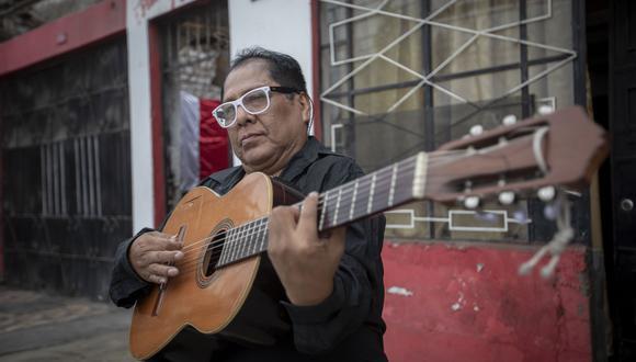 LIMA, JUEVES 27 DE MAYO DEL 2021ENTREVISTA A HERNAN CONDORI ALIAS KACHUKA VOCALISTA DE LA BANDA LOS MOJARRAS