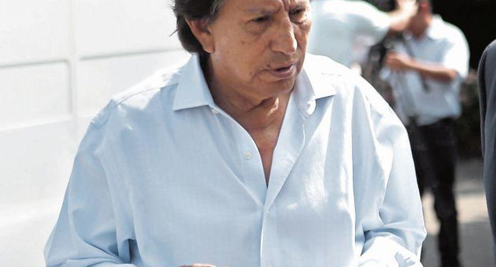 Alejandro Toledo sigue prófugo de la justicia. (GEC)