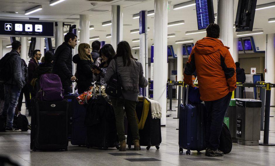 El nuevo sistema de embarque se implementó desde el 17. (Foto: GEC)