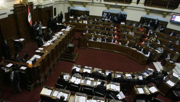 La iniciativa fue aprobada con 106 votos a favor. (USI)