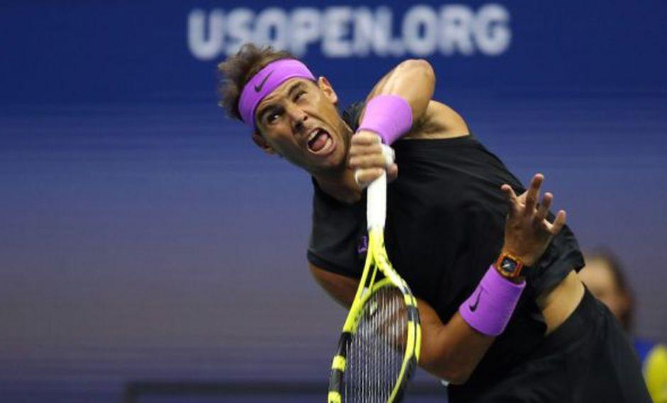 Nadal, Federer y Djokovic continúan como firmes candidatos al título. (Foto: AFP)