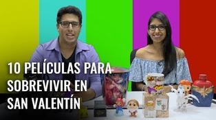 10 películas para sobrevivir en San Valentín