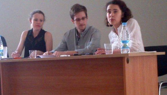 A LA ESPERA. Snowden agradeció ofrecimiento de asilo a Venezuela, Bolivia, Ecuador y Nicaragua. (EFE)