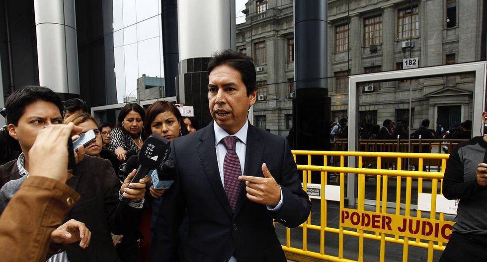El Poder Judicial sustituyó la prisión preventiva de José Miguel Castro por arresto domiciliario. (GEC)