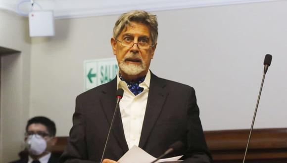 Francisco Sagasti será el nuevo presidente de la República hasta 28 de julio de 2021. (Congreso)