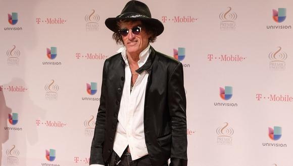 Joe Perry de Aerosmith fue hospitalizado de emergencia tras concierto en Nueva York. (Foto: EFE)