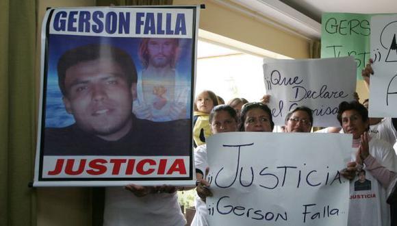Fue golpeado en comisaría. (Perú21)
