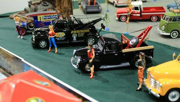 Esta exposición contará con réplicas de los primeros autos de combustión, deportivos modernos, entre otros. (Foto: Andina)
