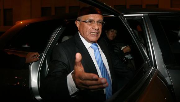 SALIÓ GANANDO. Álvaro Vidal nunca les dijo a sus colegas que su sueldo sí se había incrementado. (David Vexelman)
