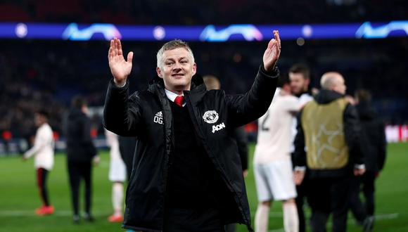Ole Gunnar Solskjaer es ratificado como técnico del Manchester United. (Foto: EFE)