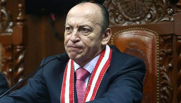 Paz de la Barra hace pedido para suspender a Peláez  (Rafael Cornejo)