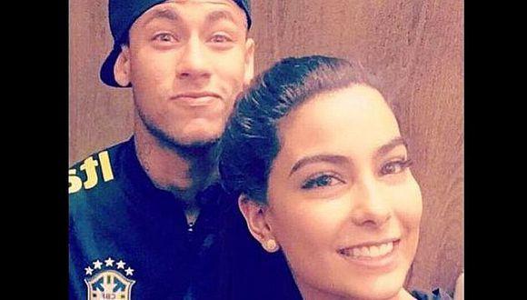 Ivana Yturbe contó todos los detalles de sus encuentros con Neymar Jr. (USI)