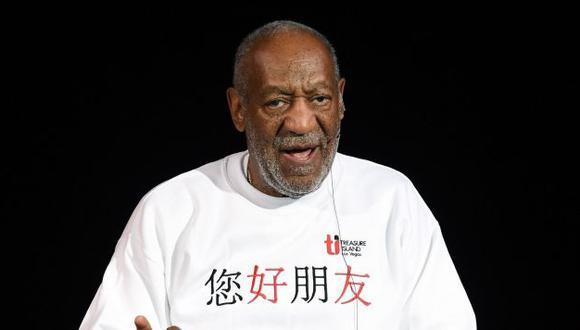 Bill Cosby conservará estrella en el Paseo de la Fama de Hollywood. (AFP)